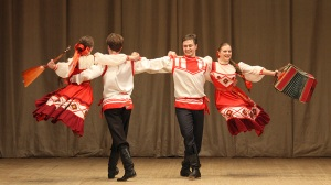 Chetvyorka (Four) - Concert-March 20, 2011 (photo: Vladimir Sazonov)