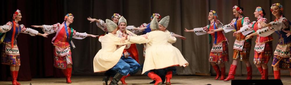 Moldovan Dance